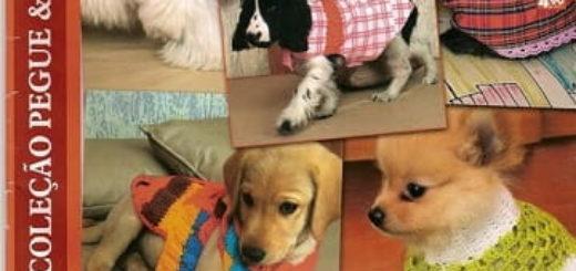 Вязалки для собачек. Журнал с идеями
