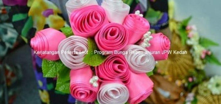 Цветы из лент и шелка. Красивые букеты