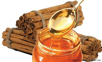 Волшебное сочетание меда и корицы
