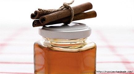 Эффективный напиток для похудения. Мед и корица