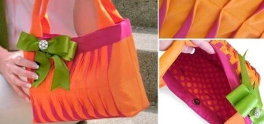 Красивая сумочка. Шьем сами