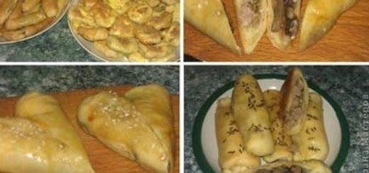 Рецепт тончайшего и очень вкусного дрожжевого теста для пирожков
