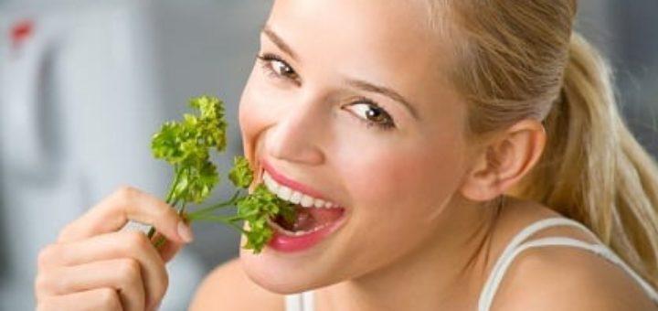 Петрушка для похудения, здоровья и красоты