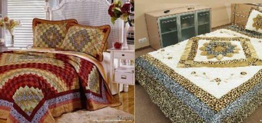 Шьем одеяло в технике ПЭЧВОРК