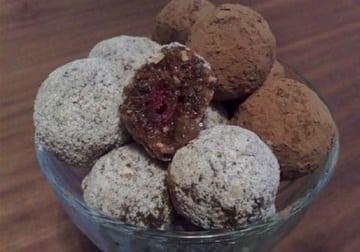 Вкусные конфеты из сухофруктов для похудения. Рецепт