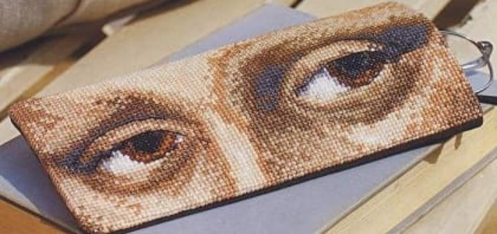 Леонардо да Винчи. Футляр для очков