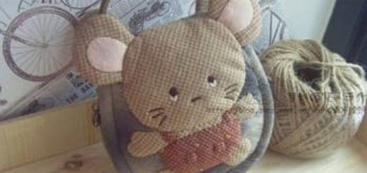Лоскутное шитье. Детские кошельки и сумочки