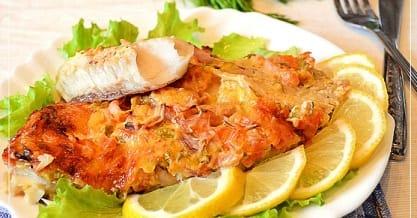 Как вкусно приготовить филе рыбы в духовке