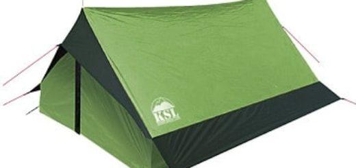 Шьем палатку и придаем ей водоотталкивающие свойства