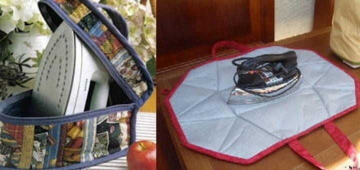 Как сшить сумочку - чехол для утюга
