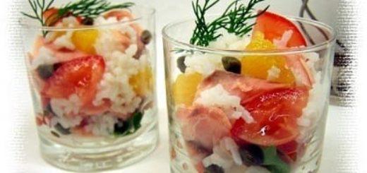 Простой рецепт салата ДУШЕВНЫЙ