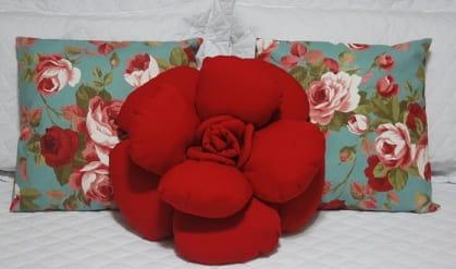 Как сшить подушку РОЗУ. Идеи и мастер-класс