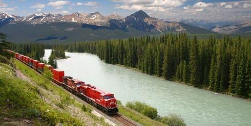 Железнодорожные грузоперевозки от компании Вера-1
