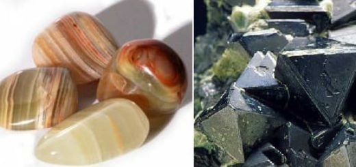 Талисманы и амулеты из натуральных камней