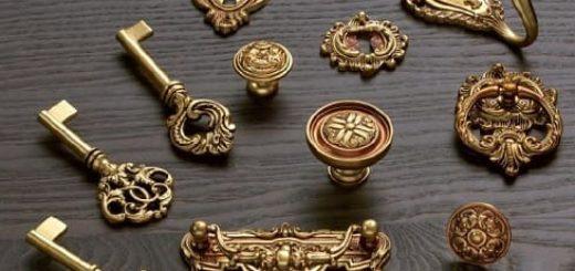 Мебельная фурнитура Brass - знак качества