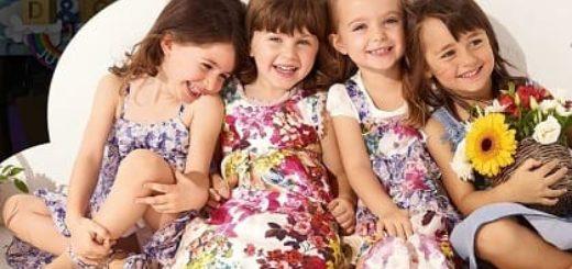 Детская мода 2015 г