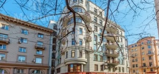 Элитные квартиры в больших комплексах