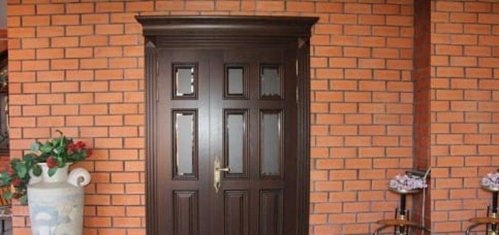 Входная дверь. Особенности выбора входной двери