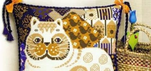 Декоративные подушки с КОШКАМИ