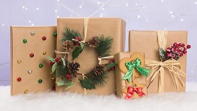 Особые подарки в уникальной упаковке
