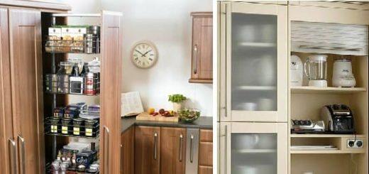 Как сделать кухню удобной. Практичные советы