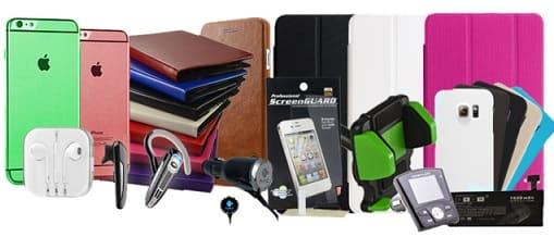 Как следует подбирать мобильные аксессуары