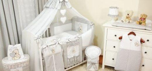 Первая кроватка малыша - как выбрать