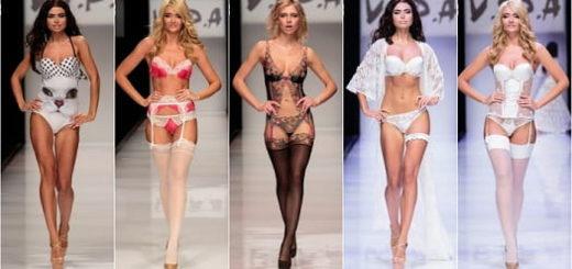 Модные тренды в женском нижнем белье