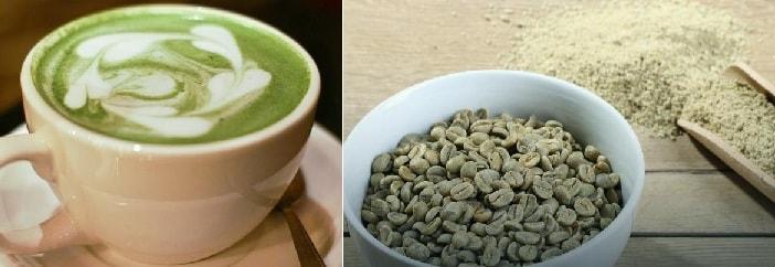 Зеленый кофе - лекарственные свойства, рецепт напитка (1)