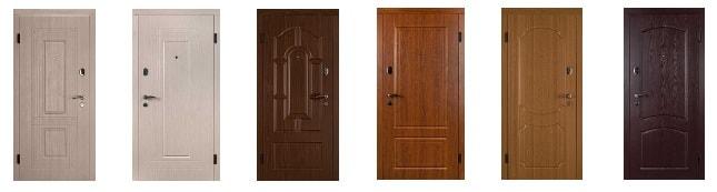 Как выбрать входные двери (1)