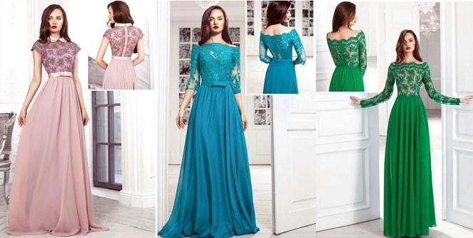 Вечернее платье для Новогодней ночи (1)