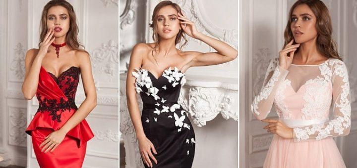 Вечернее платье для Новогодней ночи (2)