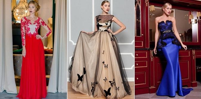 Вечернее платье для Новогодней ночи (3)