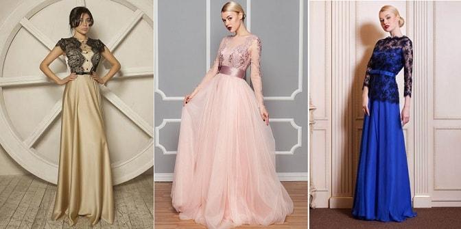 Вечернее платье для Новогодней ночи (4)