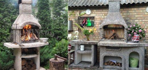 Особенности уличных каминов - интернет магазин MOSS (2)