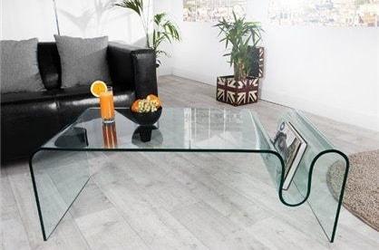 Особенности ухода за стеклянной мебелью (2)