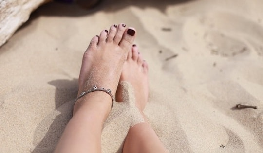 Уход за ногами в летний период (2)