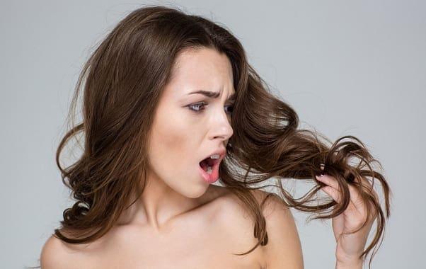 Как остановить потерю волос после беременности