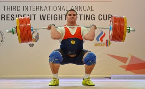 Тяжелая атлетика (2)