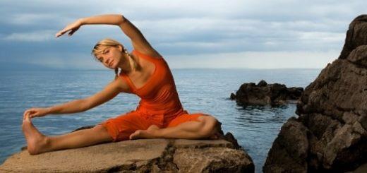 Как йога помогает похудеть (2)