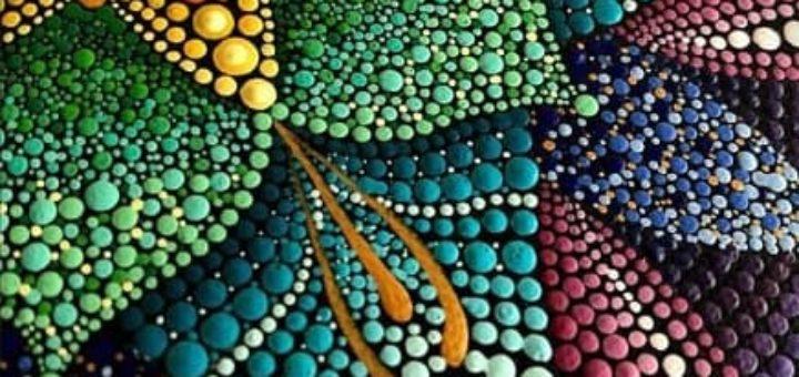 Обучение точечной росписи - легкий способ украсить что угодно (1)