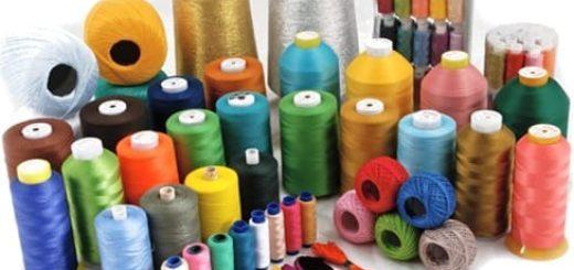 Нитки для швейных машин от магазина Веллес-Шоп