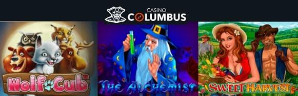 «Казино Колумбус» онлайн