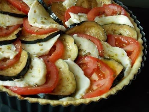 Пирог с тунцом и баклажанами (1)