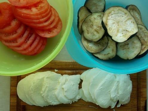 Пирог с тунцом и баклажанами (4)
