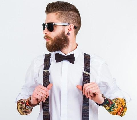 Борода мужчины – символ мужественности, красоты и мудрости (2)