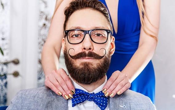 Борода мужчины – символ мужественности, красоты и мудрости