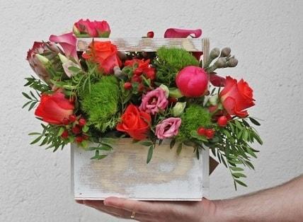 Корица - мастерская цветов и декора (2)