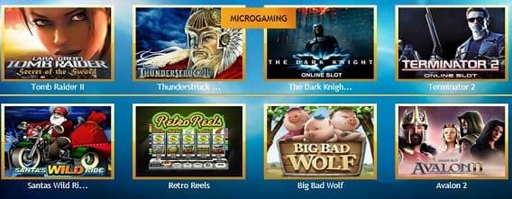 Лучшие игровые автоматы от Micrigaming