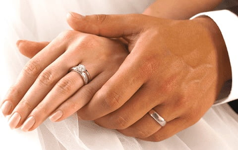Обручальные кольца – золотые украшения на всю жизнь (1)